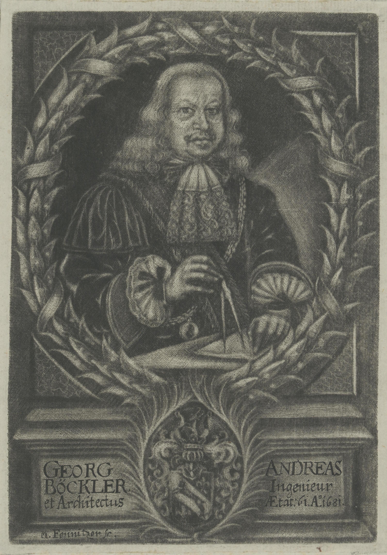 Georg Andreas Böckler, 1681