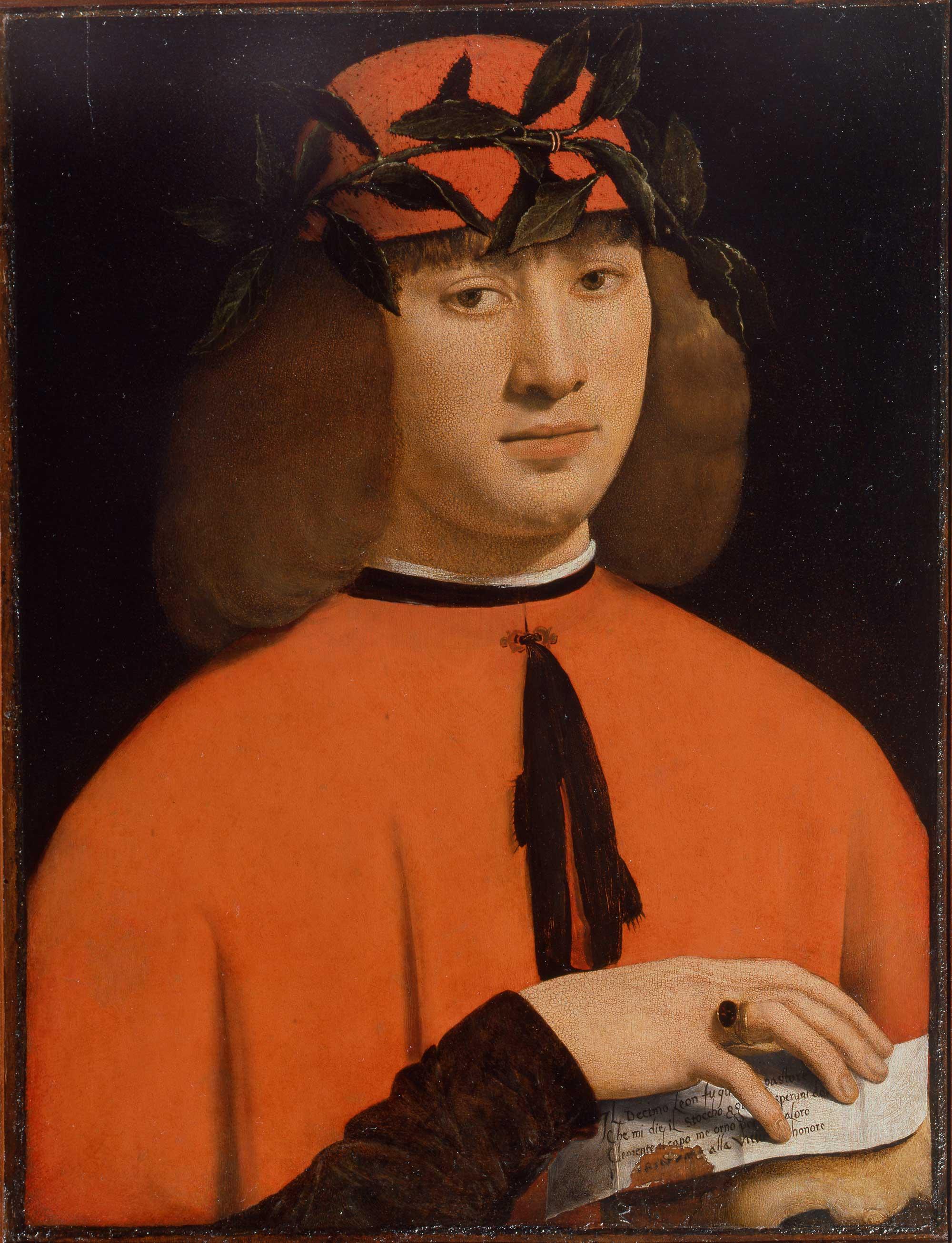 Giovanni Antonio Boltraffio - Wikidata