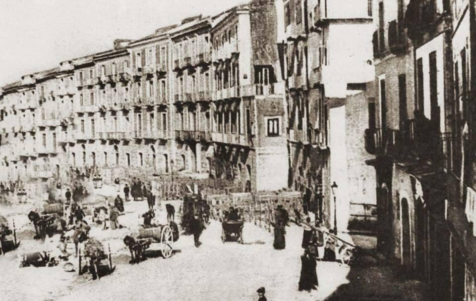 Via Salerno Palermo Villa Abbandonata