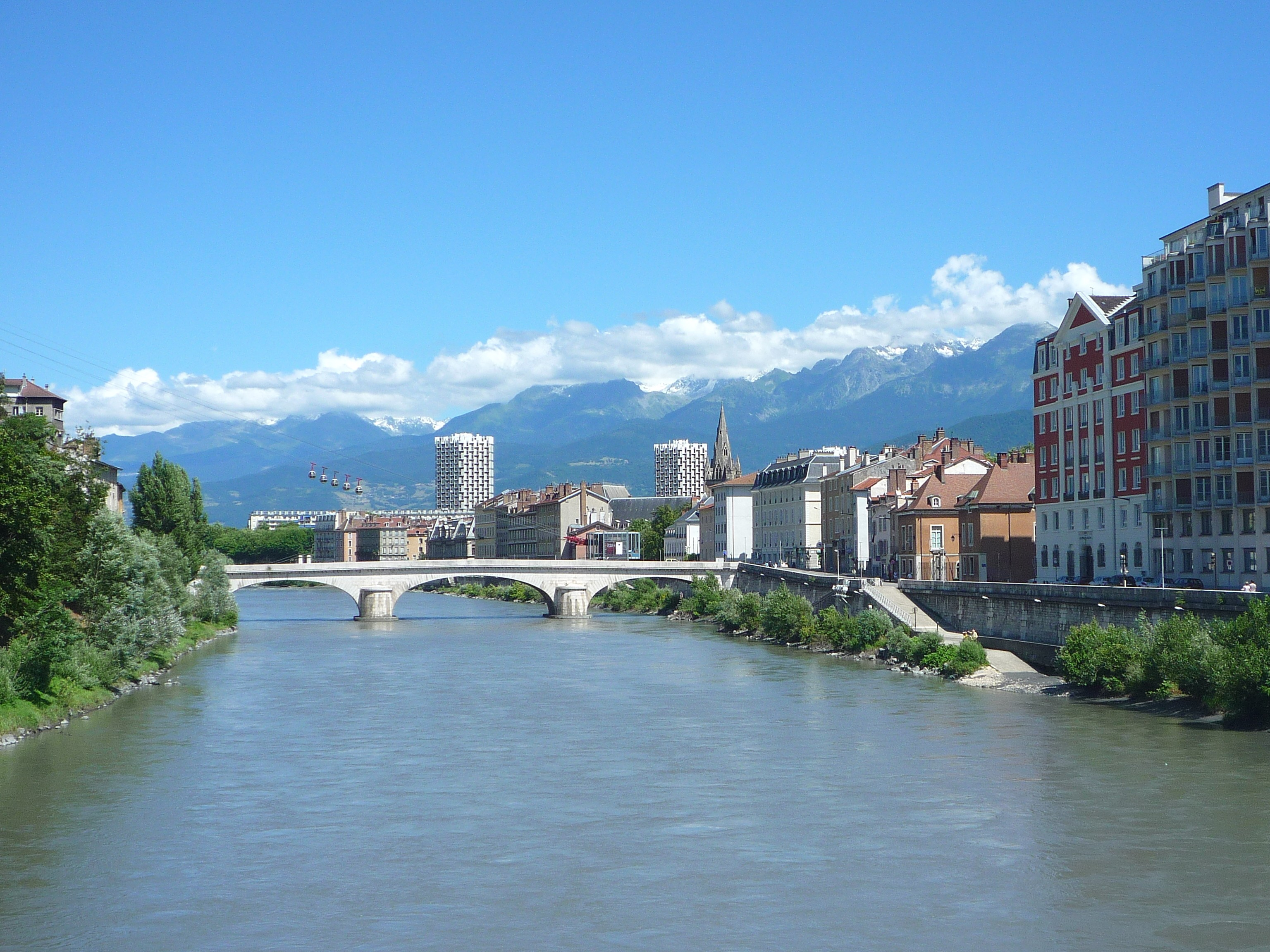 History of Grenoble