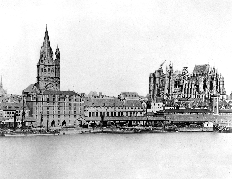 Gross St Martin - Rheinpanorama um 1856.jpg
