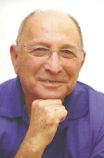 Haggai Erlich in 2007