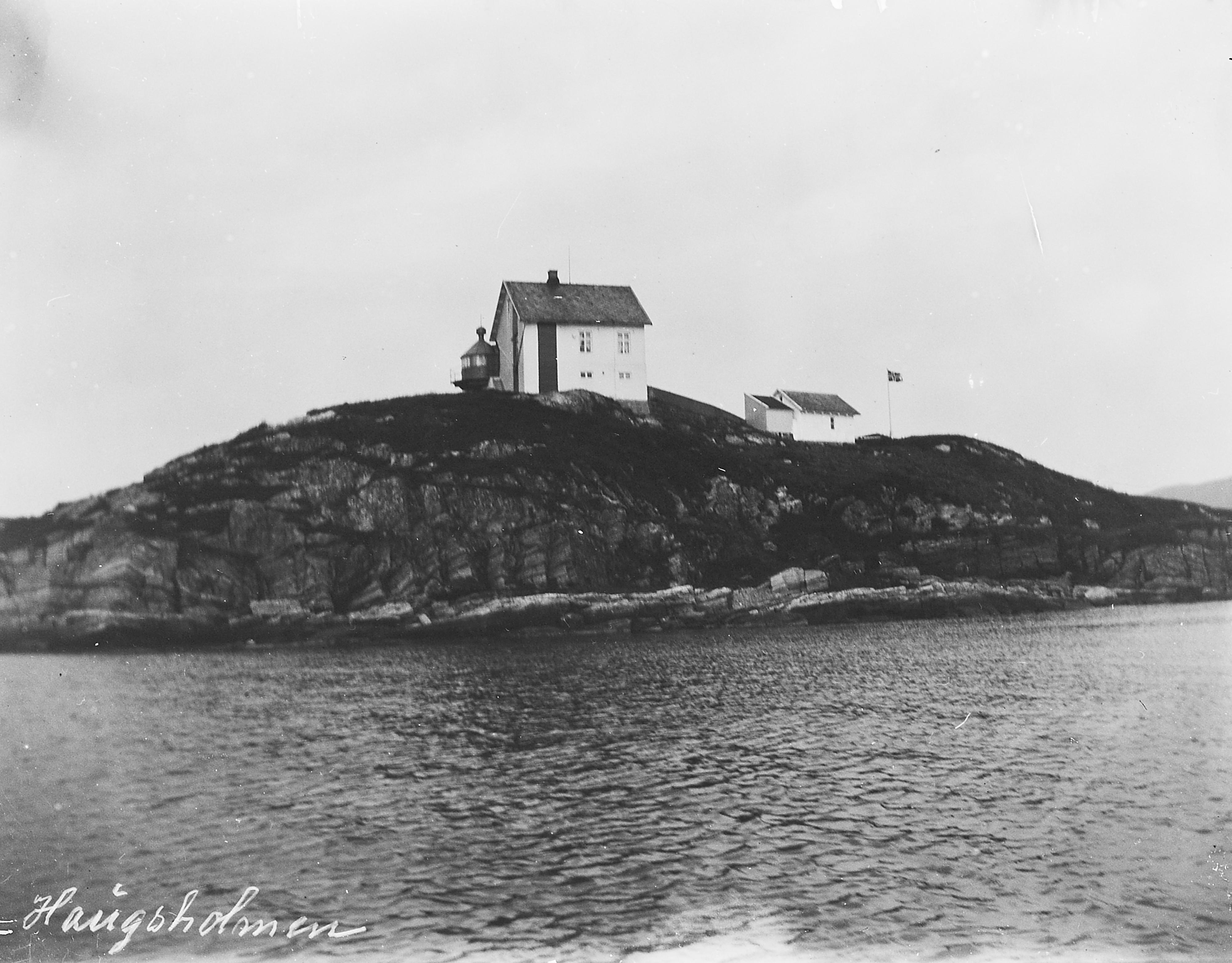 Haugsholmen fyrstasjon