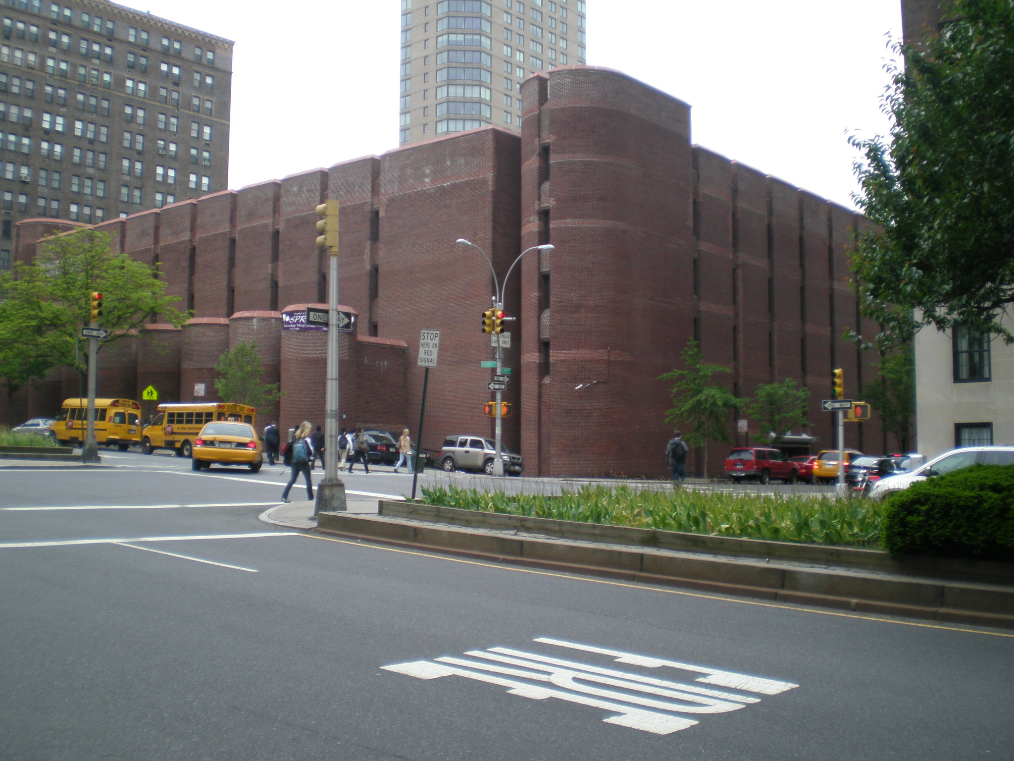 image of Hunter College High School