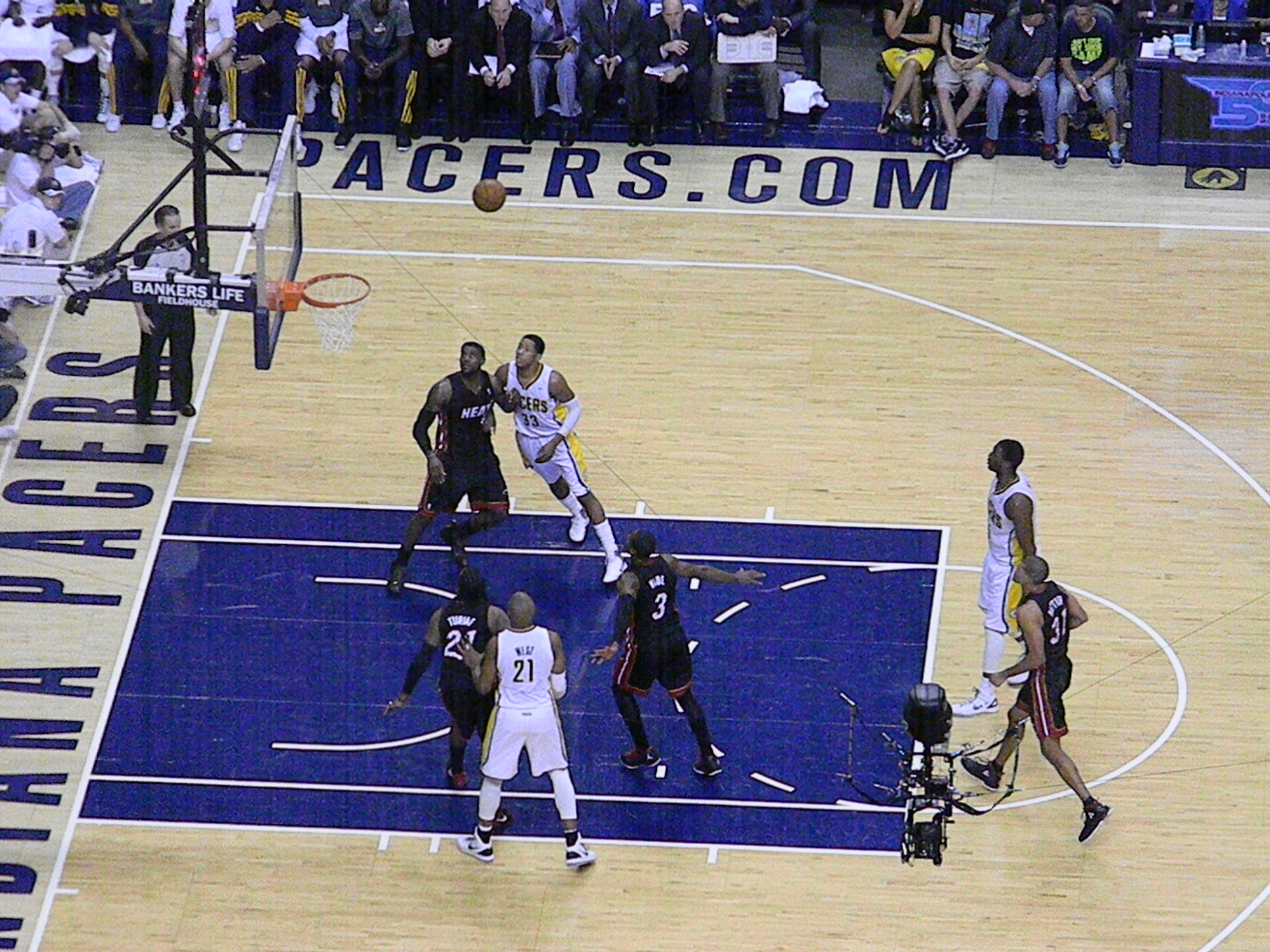 File:Heat vs Pacers, 2012 2.jpg - Wikimedia Commons