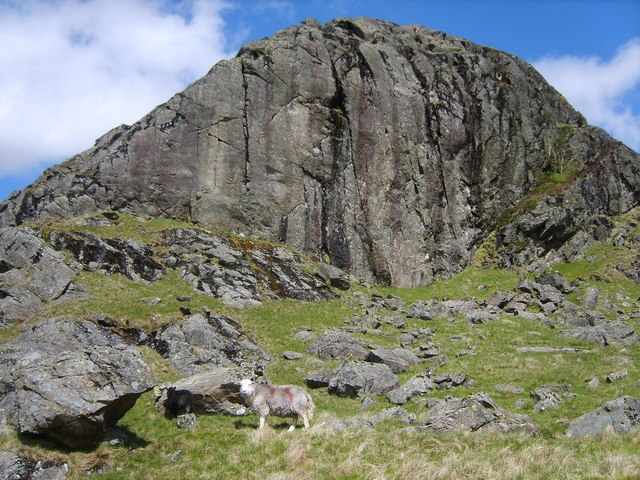 Herdwick and Lamb - geograph.org.uk - 1322835