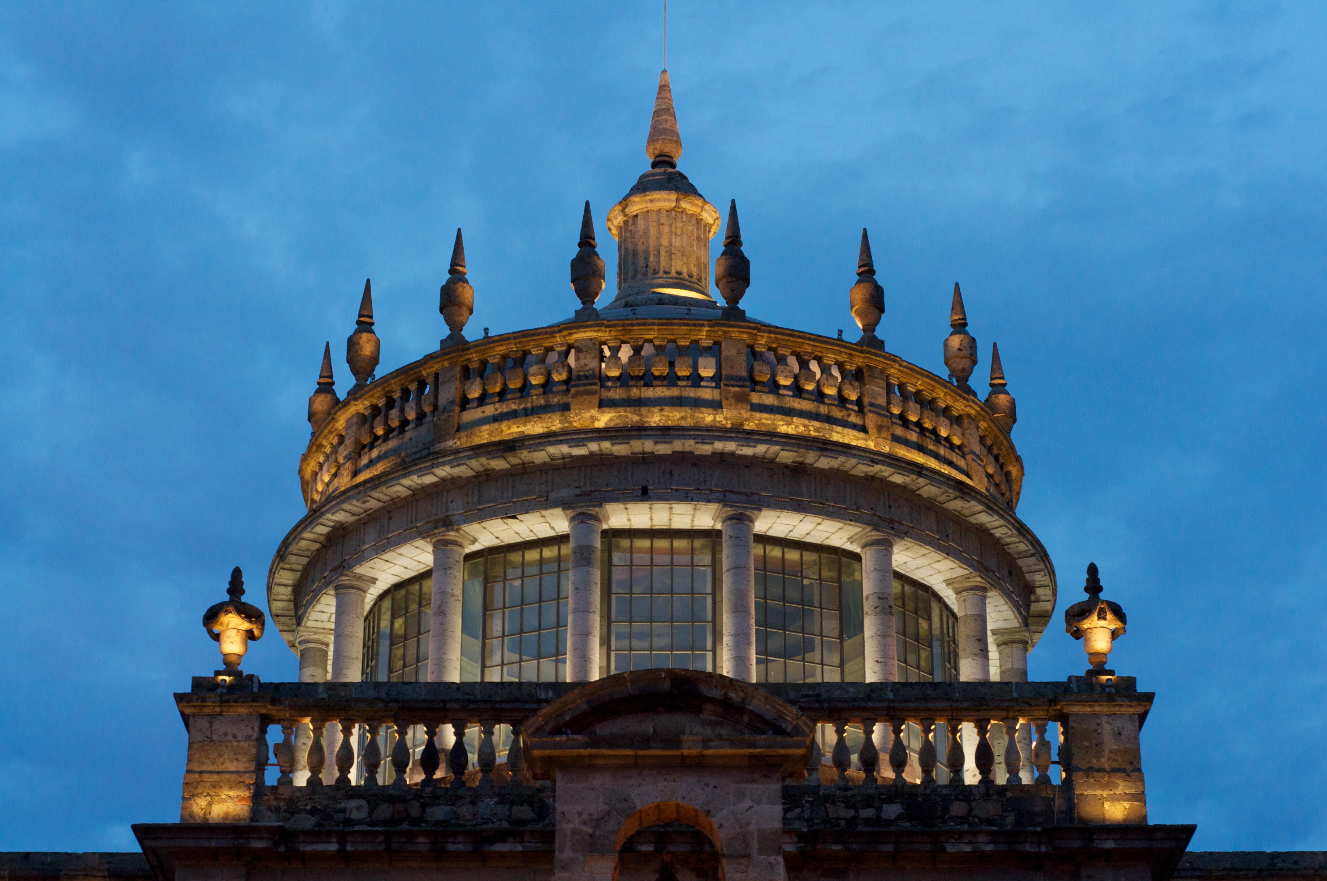 cúpula del Hospicio Cabañas