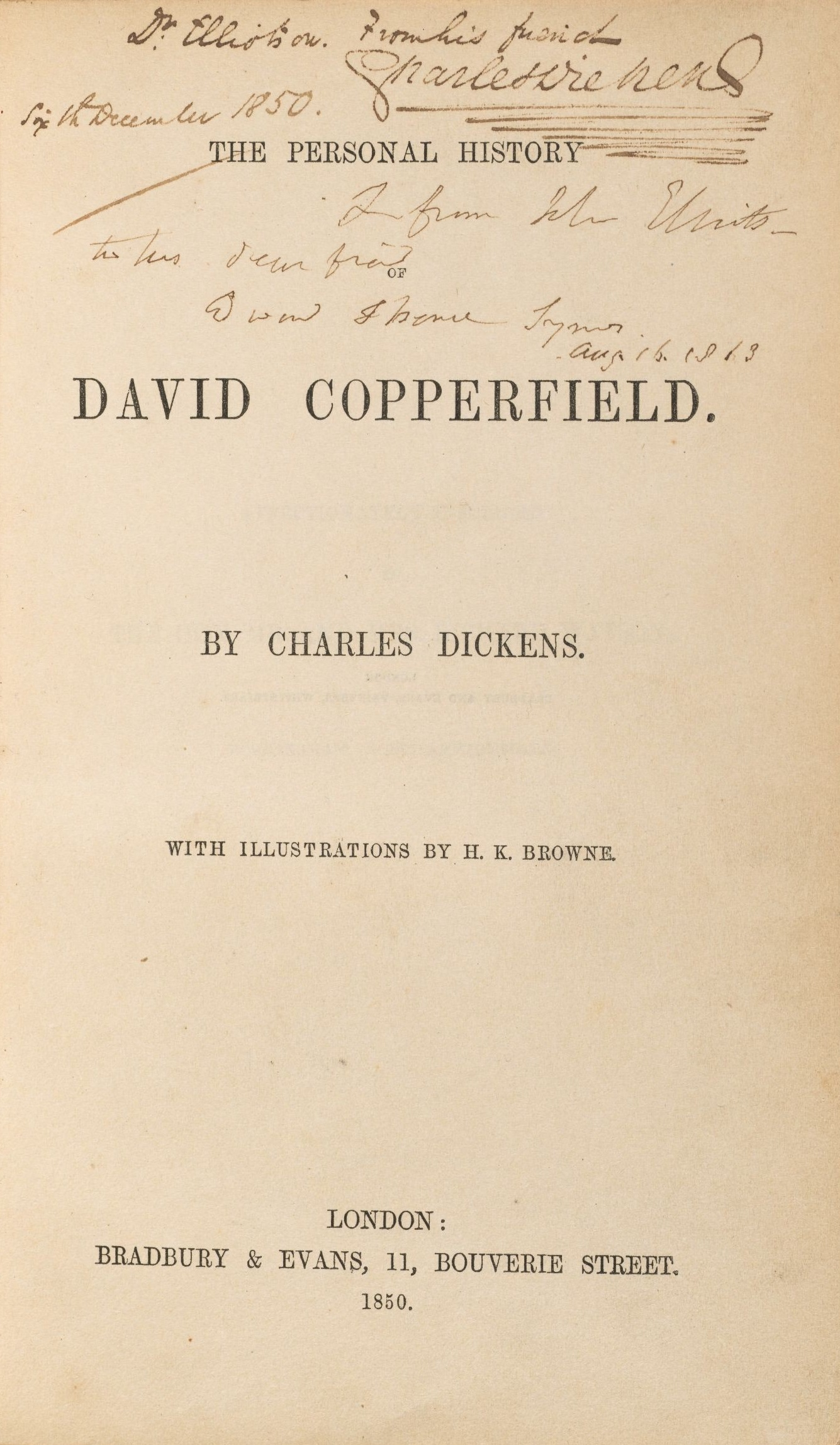 david copperfield on org david copperfield houghton hew 2 6 15 dickens