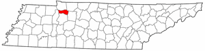 Ficheiro:Houston County Tennessee.png
