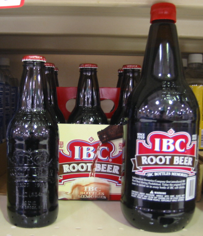 Why Is Root Beer Called Root Beer >> Ibc Root Beer Wikipedia