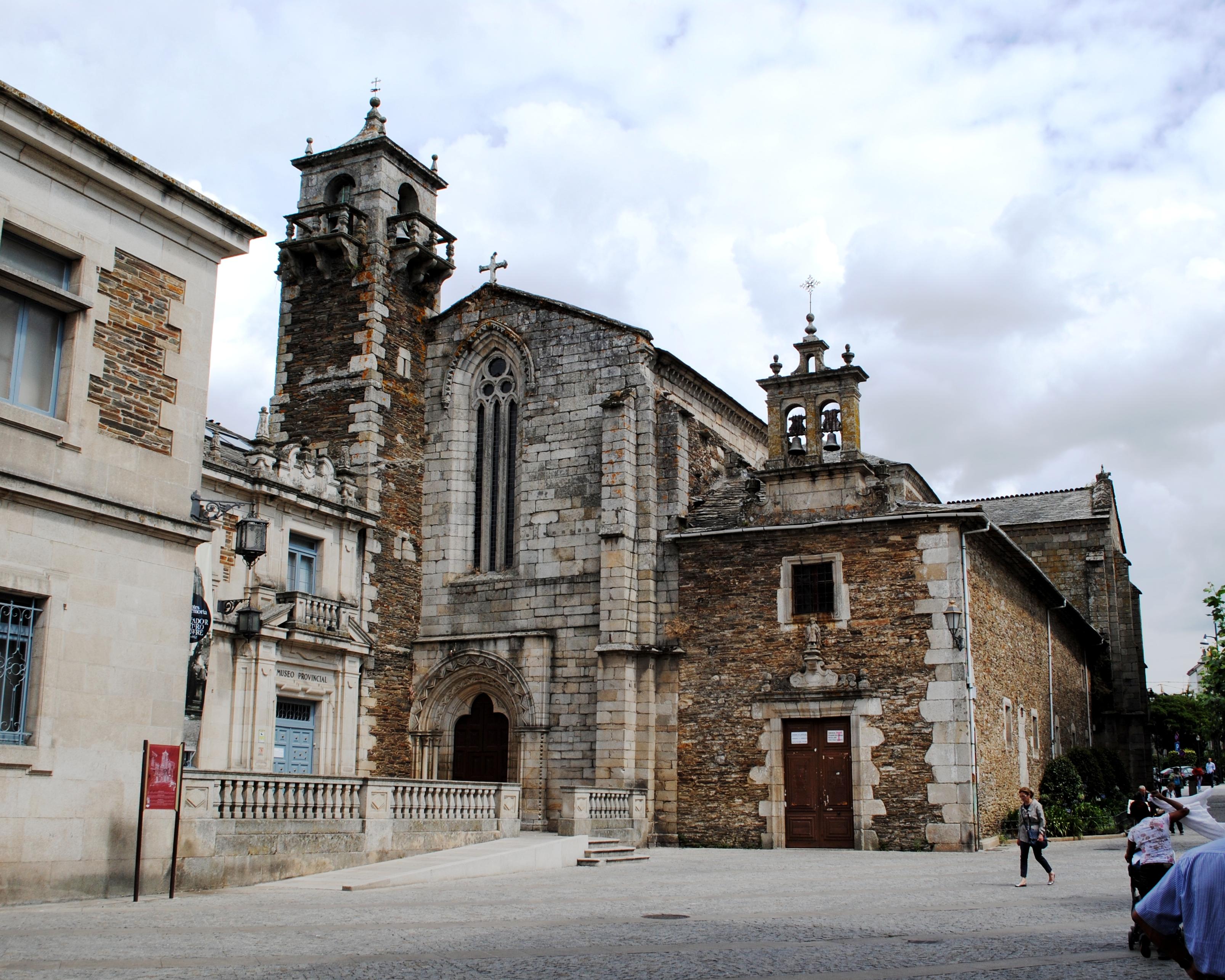 Iglesia de San Pedro (Lugo) - Wikipedia, la enciclopedia libre