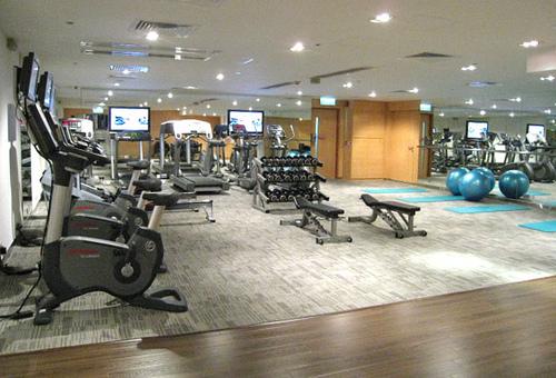 In balance fitness center