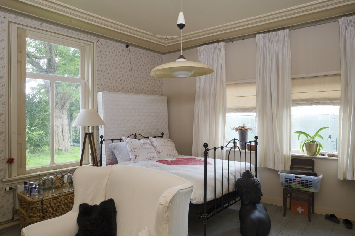 Description Interieur, grote slaapkamer - Abbekerk - 20404078 - RCE ...