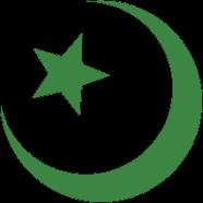 Islam symbol.