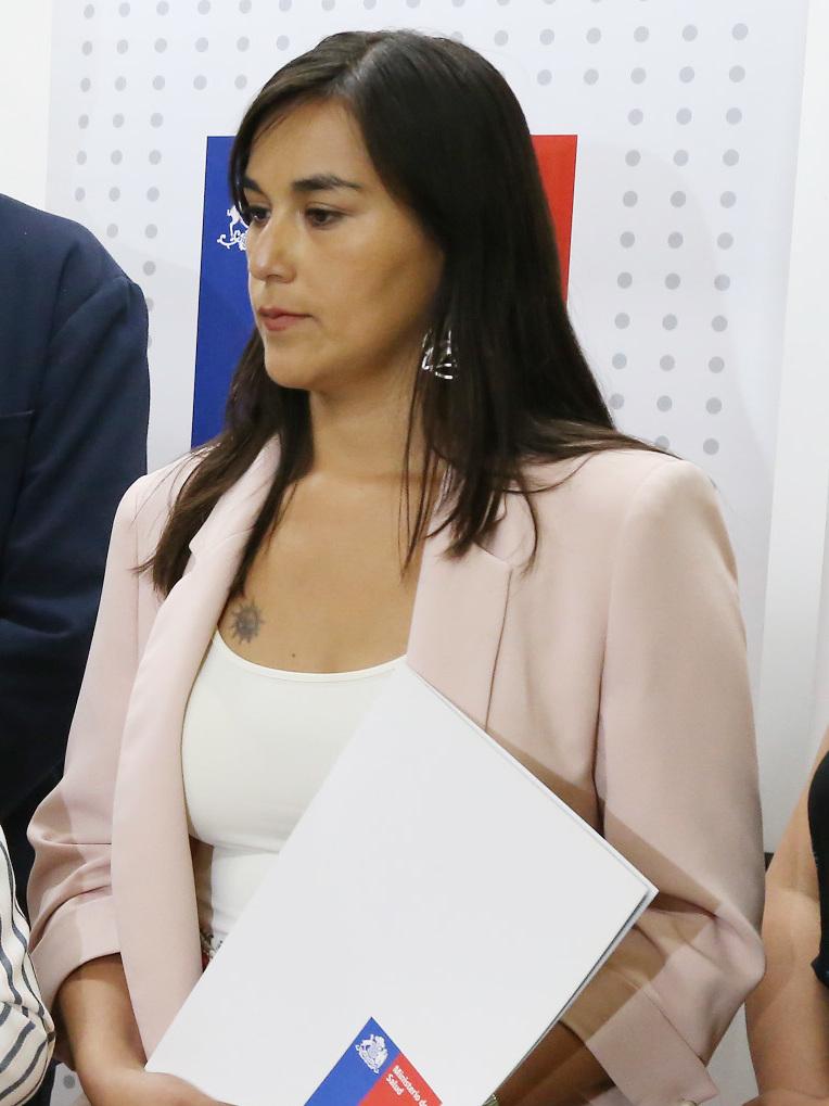 Izkia Siches - Wikipedia, la enciclopedia libre