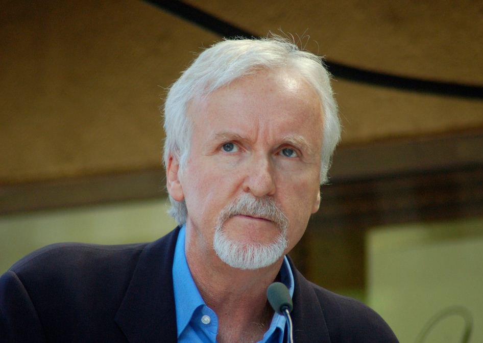 Image result for James Cameron