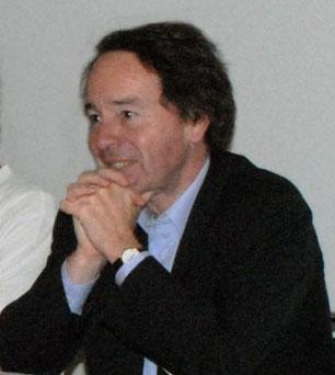 """Jean-Noël Jeanneney (ancien ministre, ancien président de la BNF) au 5ème colloque interdisciplinaire Icône-Image """"Culture et numérique"""", samedi 5 juillet 2008"""