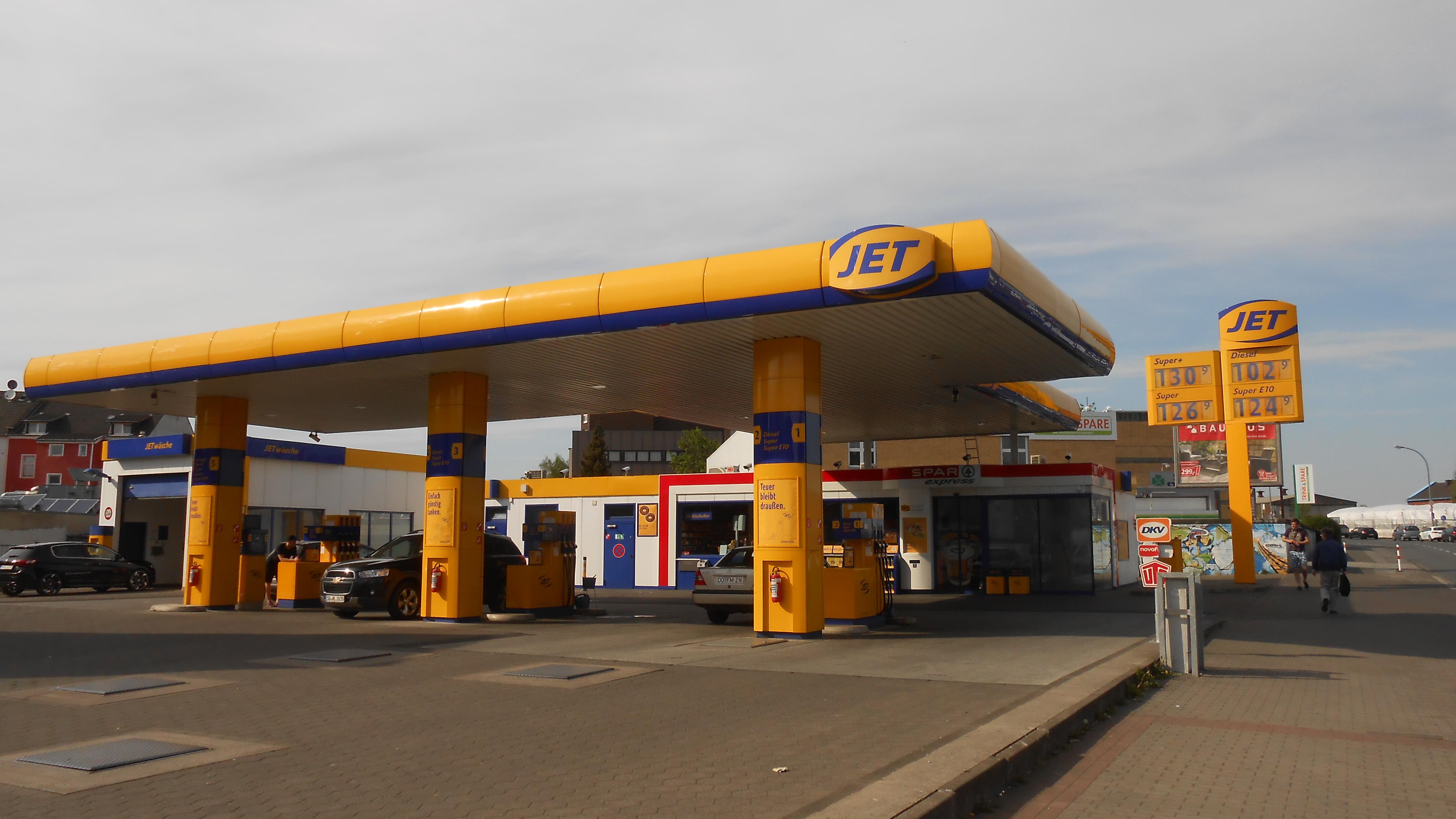 Jet Tankstelle Amstetten