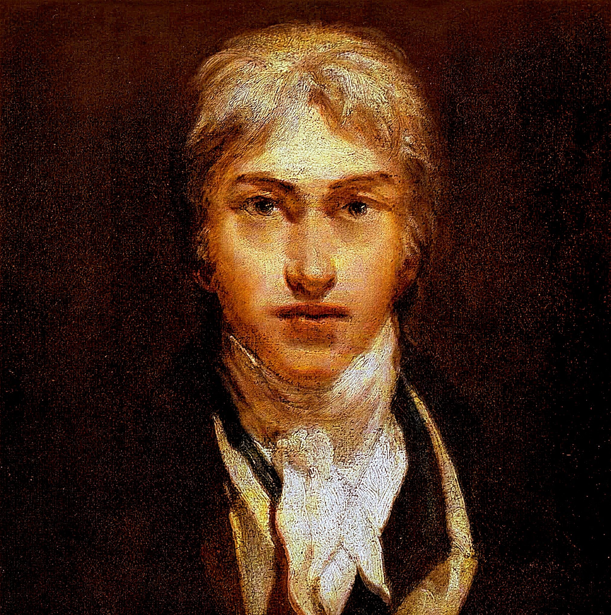 Portrait of J.M.W. Turner