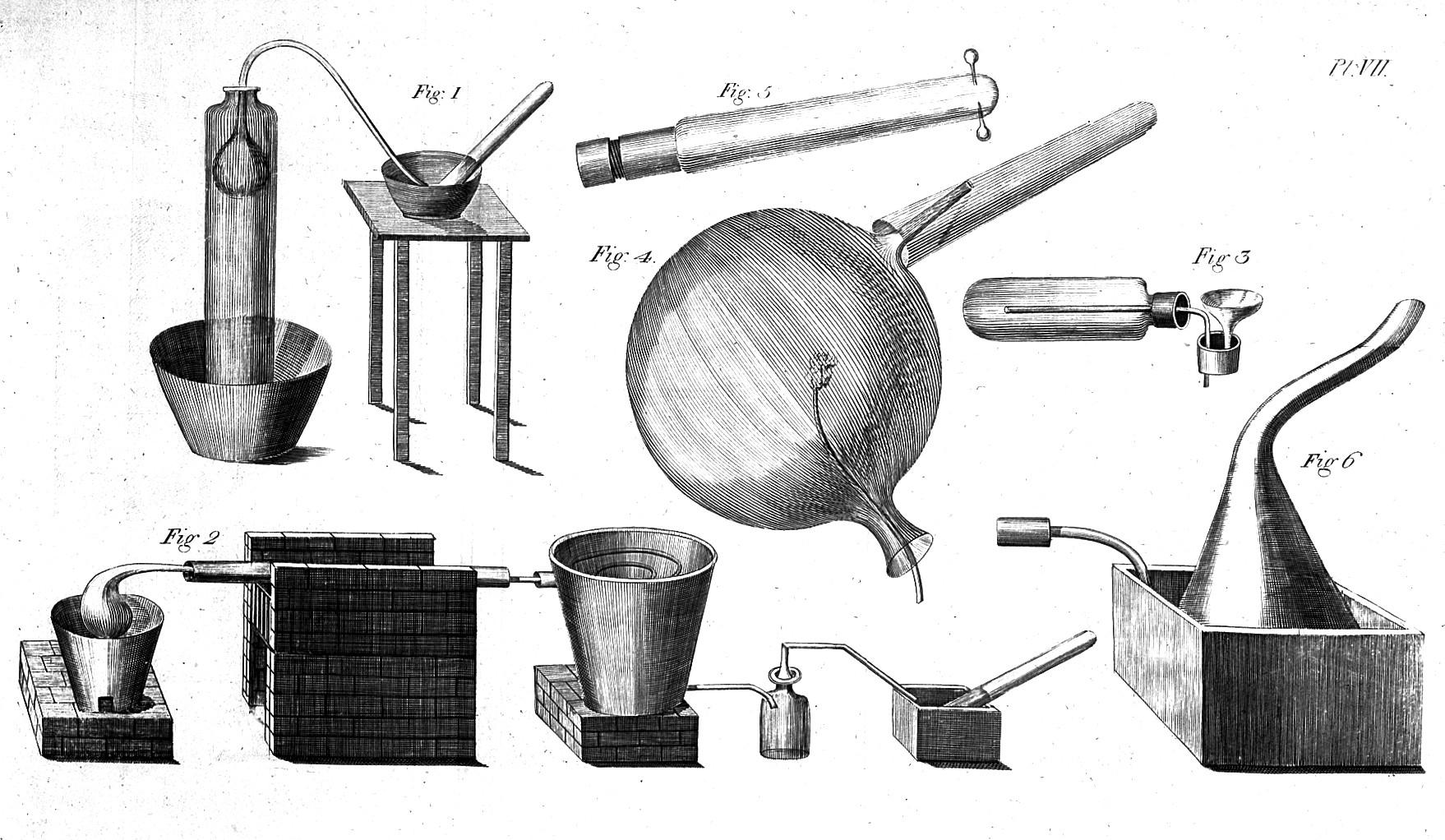 joseph priestley chemistry