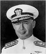 Official photo of Admiral Joseph J. Clark