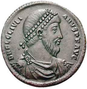 Juliano, Emperador de Roma