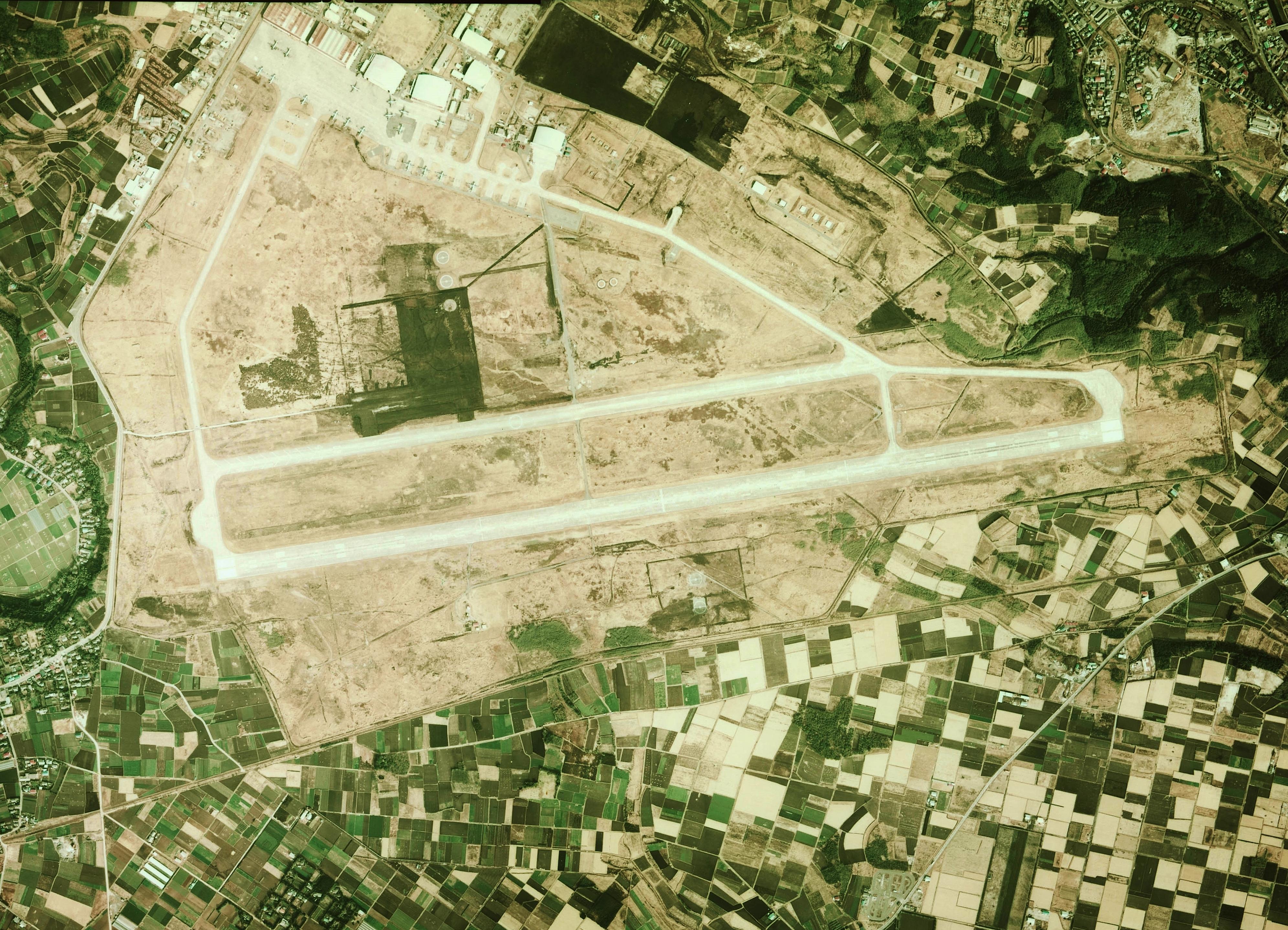 鹿屋航空基地 - Kanoya Air Field