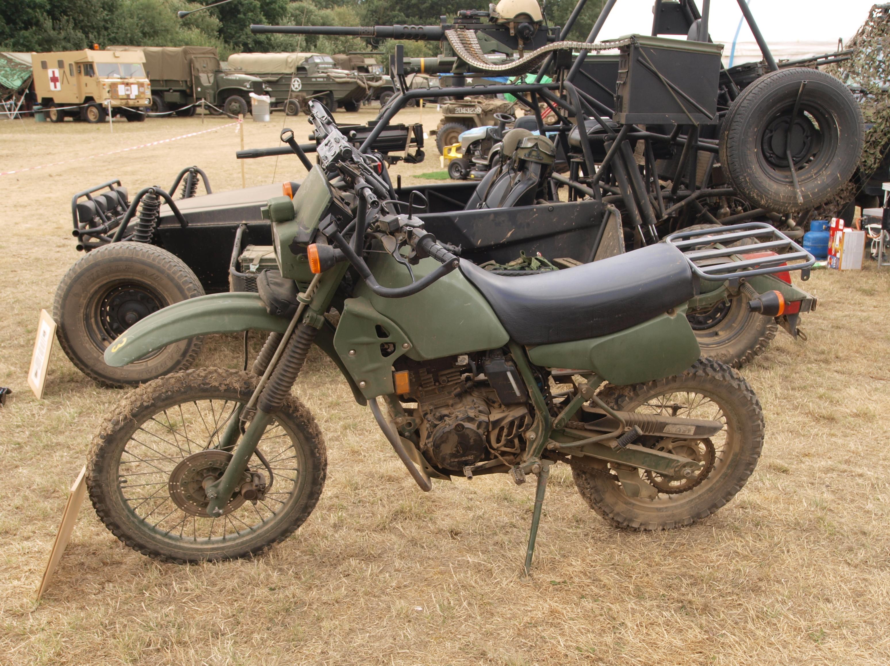 Kawasaki Klr Carburetor