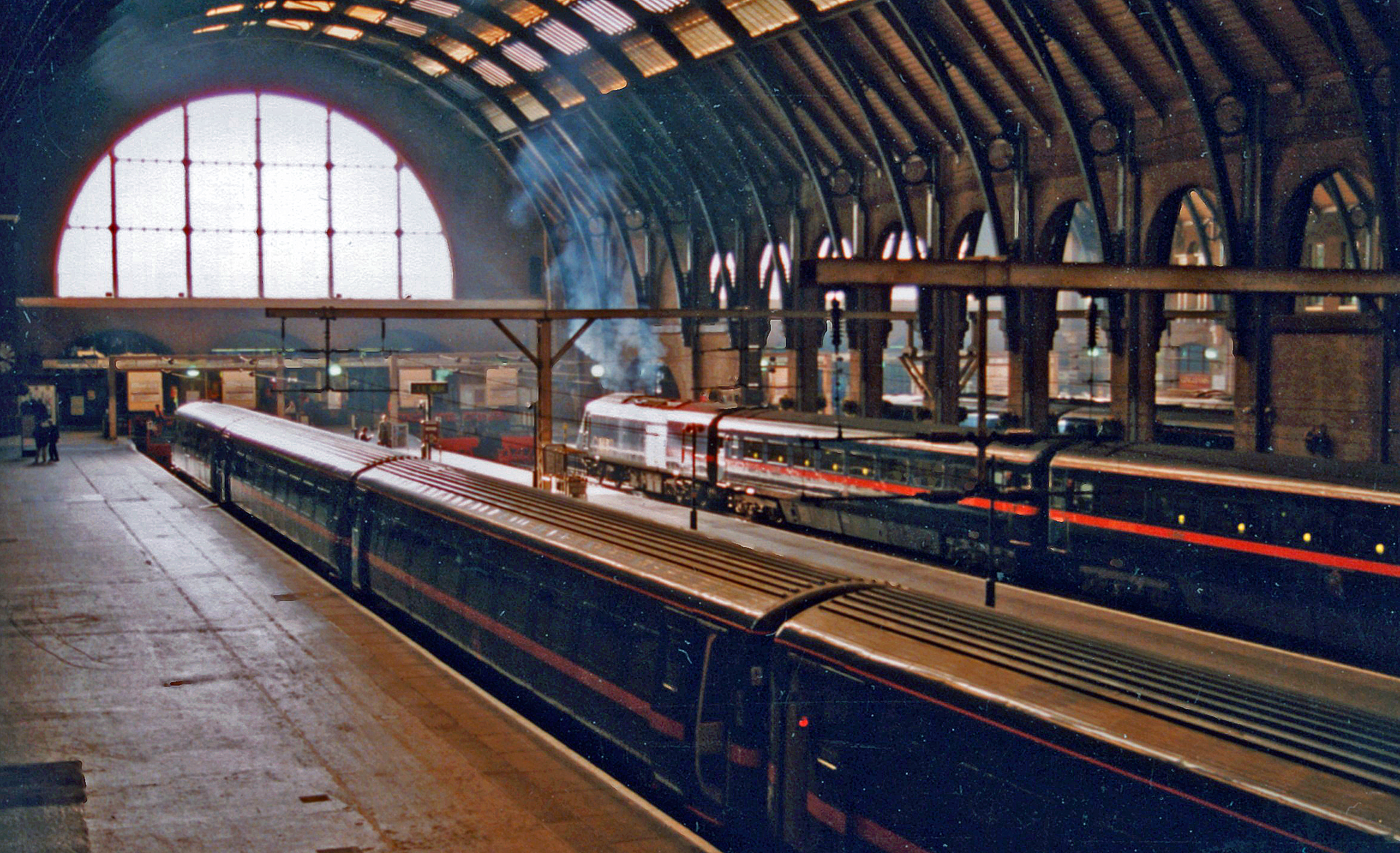 File King S Cross Station Interior Geograph 3851397 By