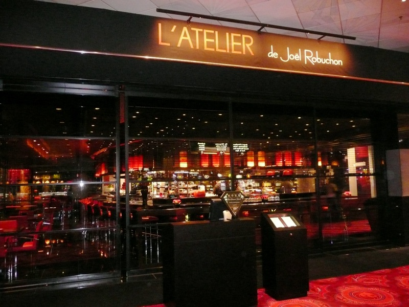 L 27Atelier de Jo C3 ABl Robuchon on taipei location