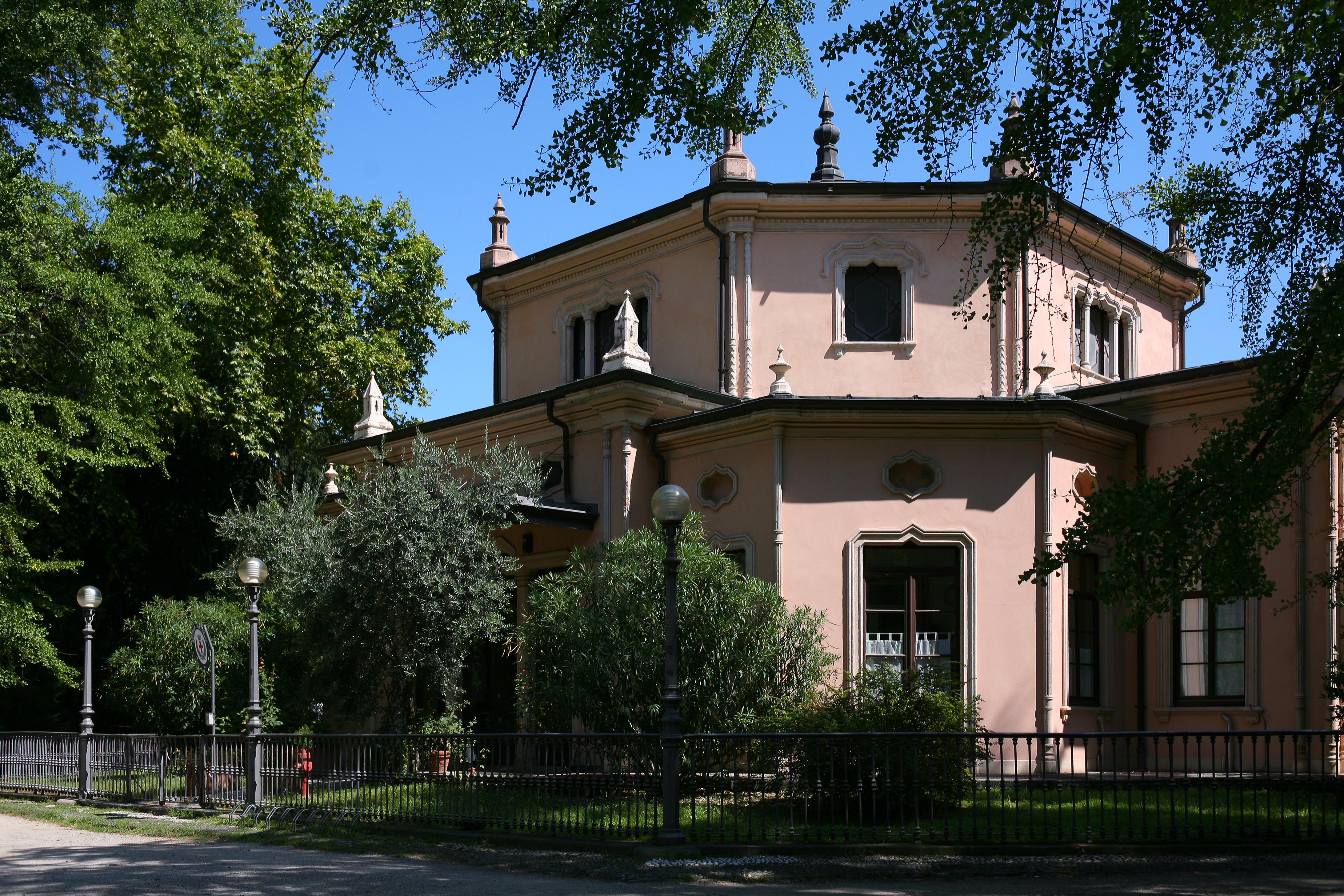 Architetto Di Giardini file:l'ex padiglione del caffè ai giardini di via palestro a