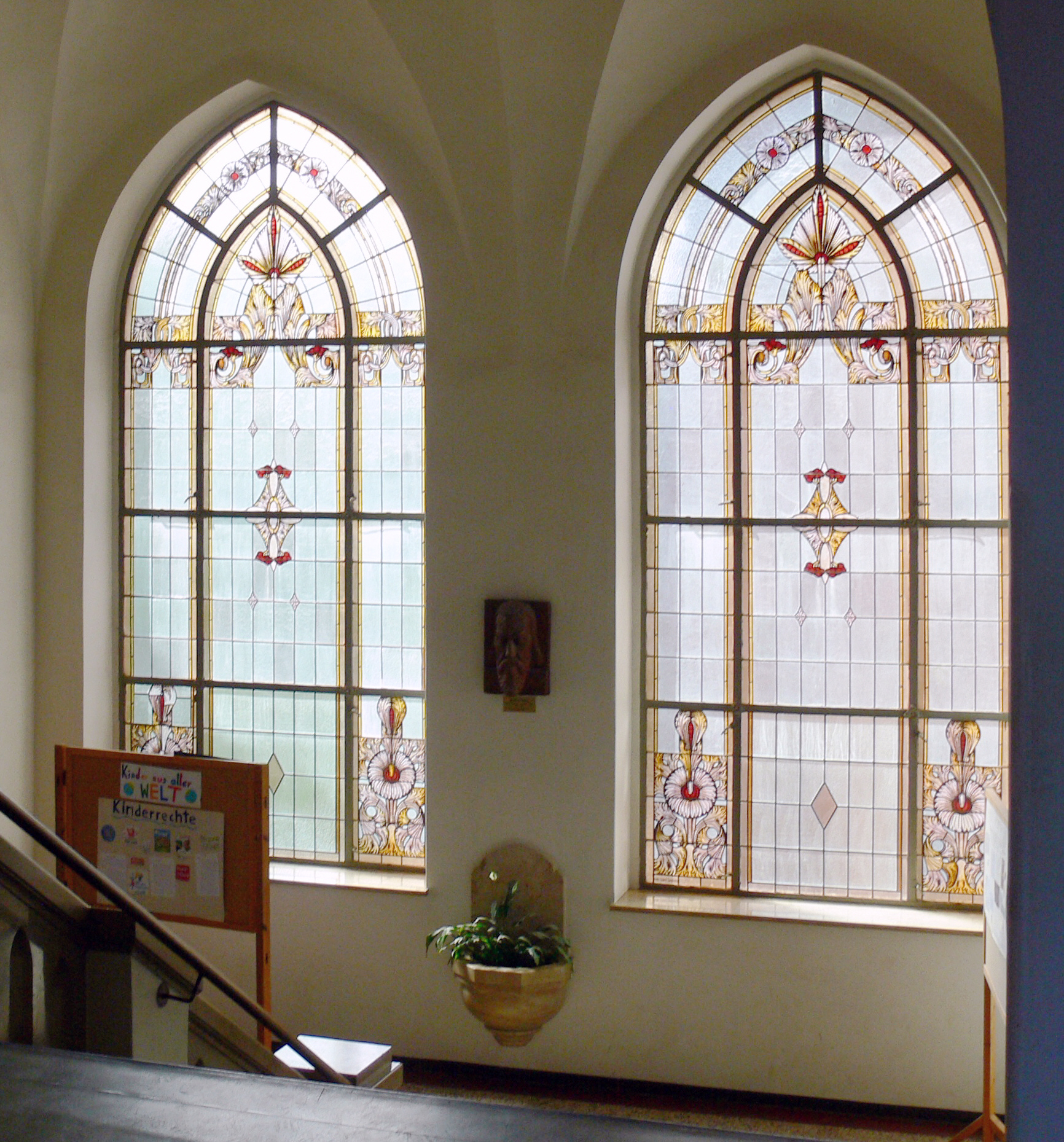 Datei l neburg wilhelm raabe schule treppenhaus fenster 3 for Fenster treppenhaus