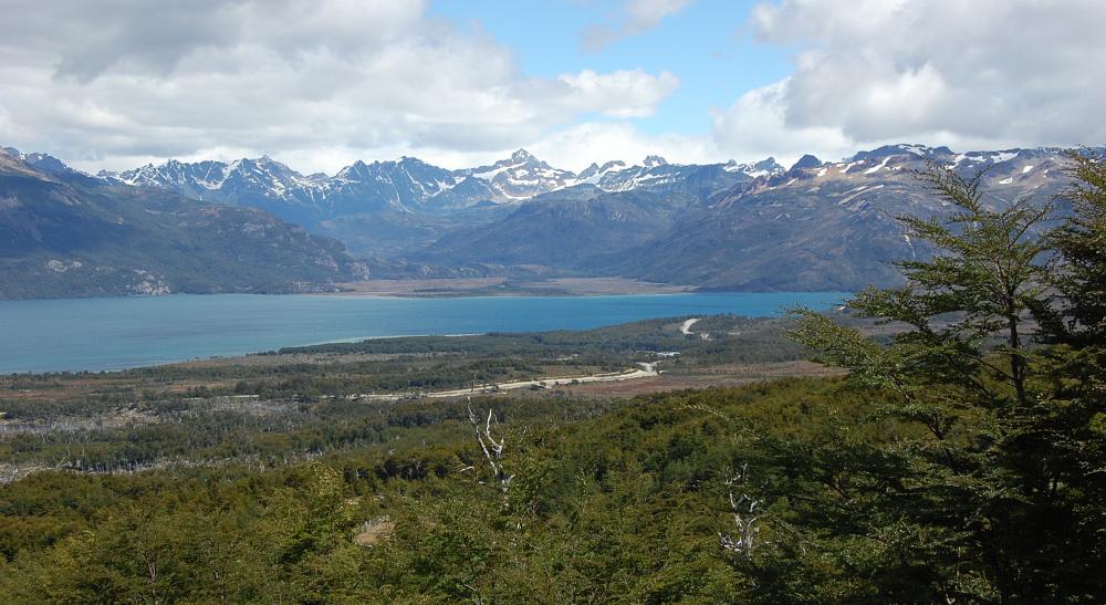 Depiction of Isla Grande de Tierra del Fuego
