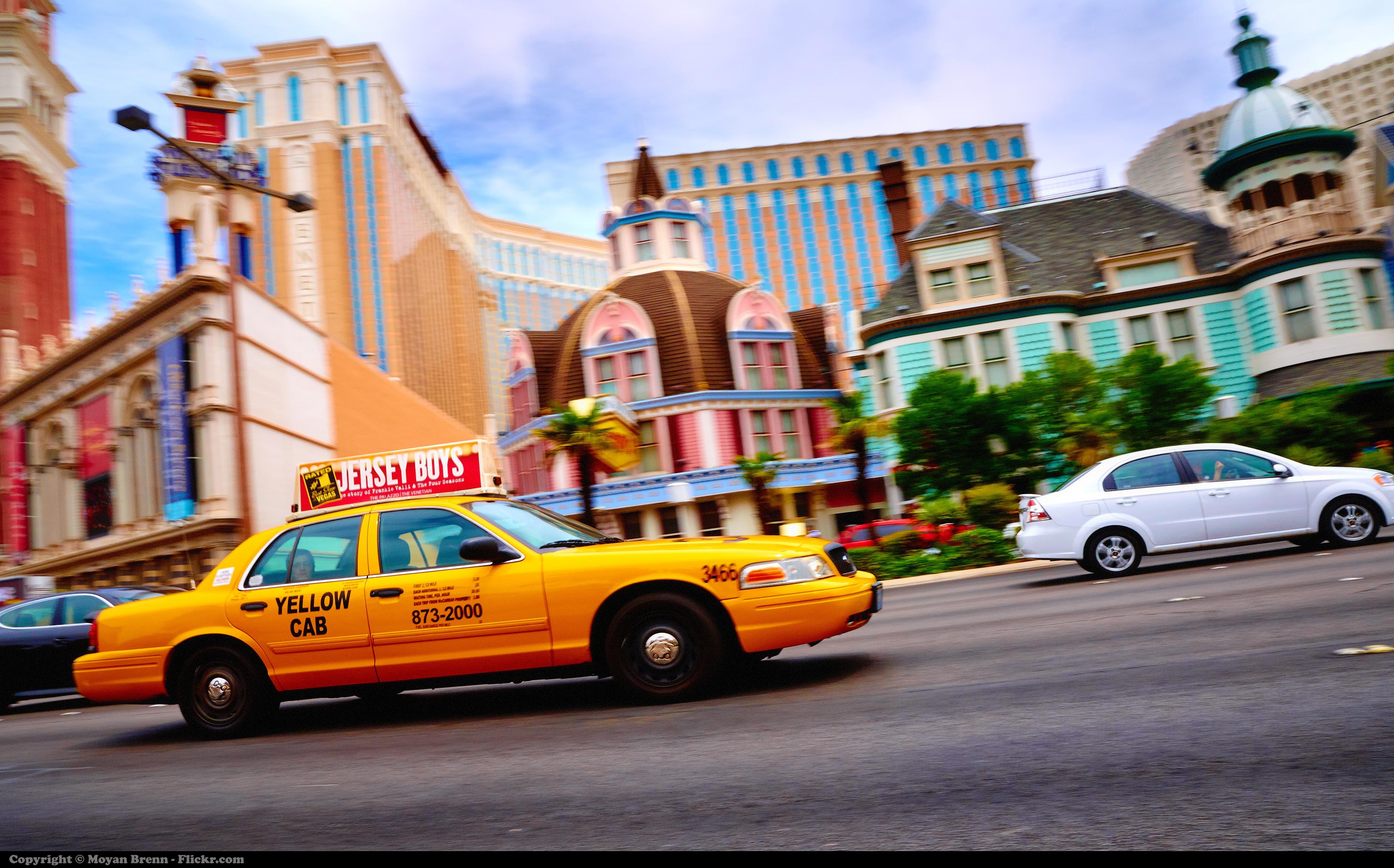 Las Vegas Cabs