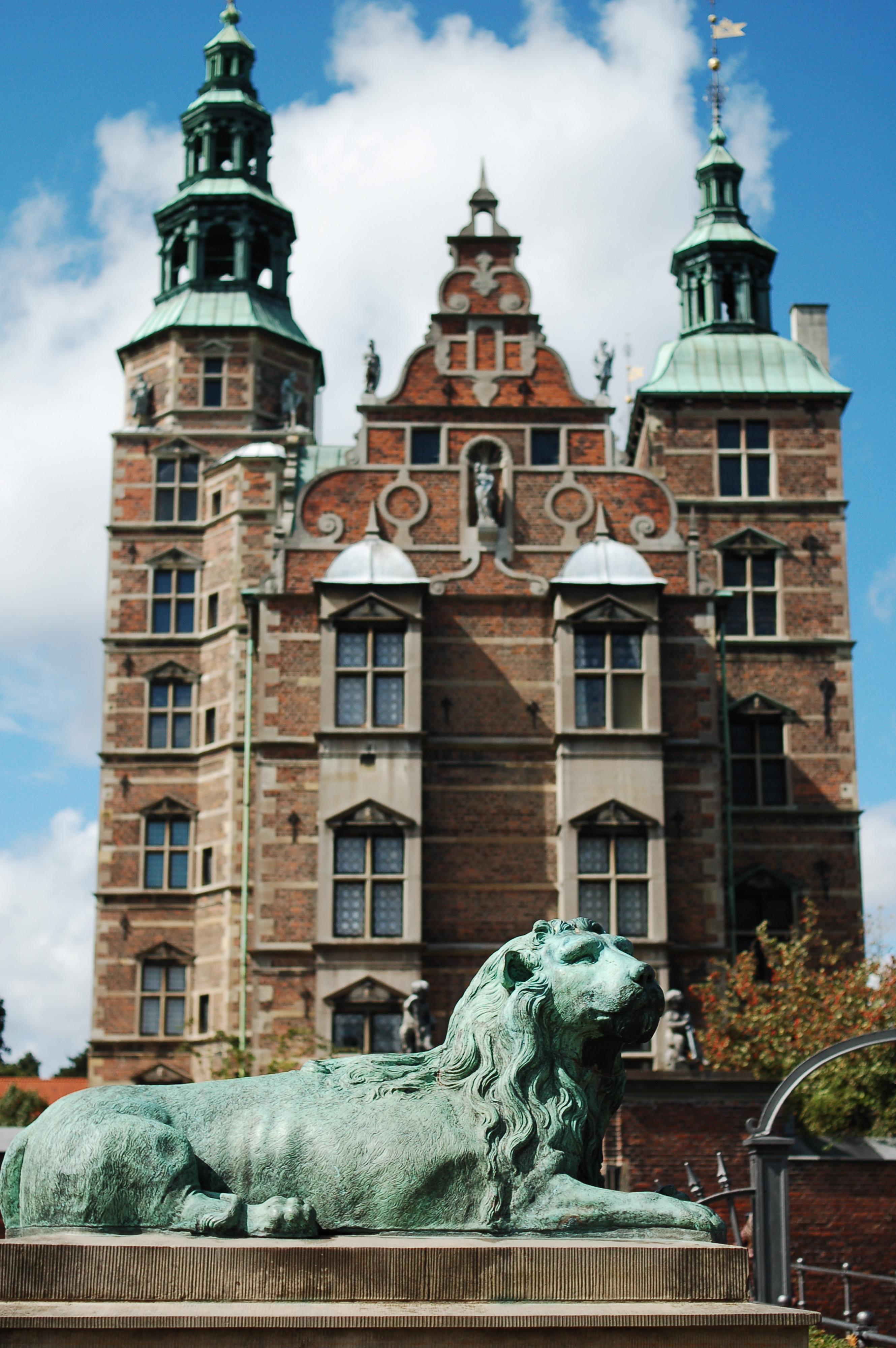 Castle Copenhagen Denmark Copenhagen Denmark