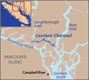 Cordero Channel channel