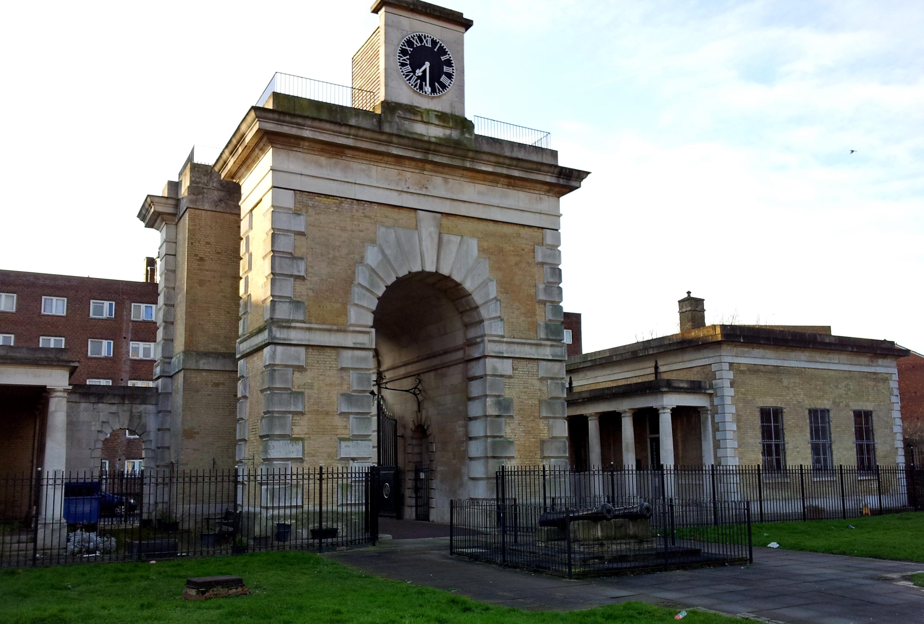 london, woolwich, former military buildings04.jpg