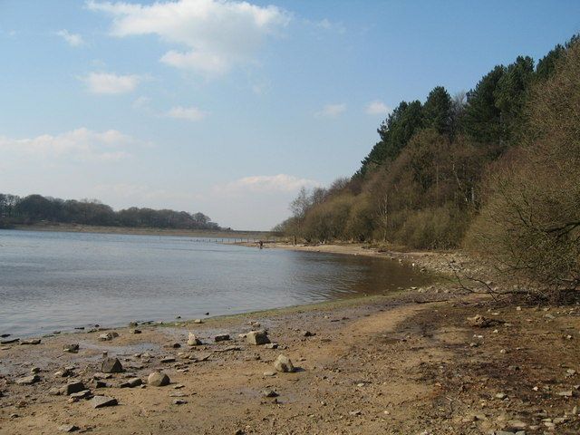 Lower Rivington Reservoir - geograph.org.uk - 376970