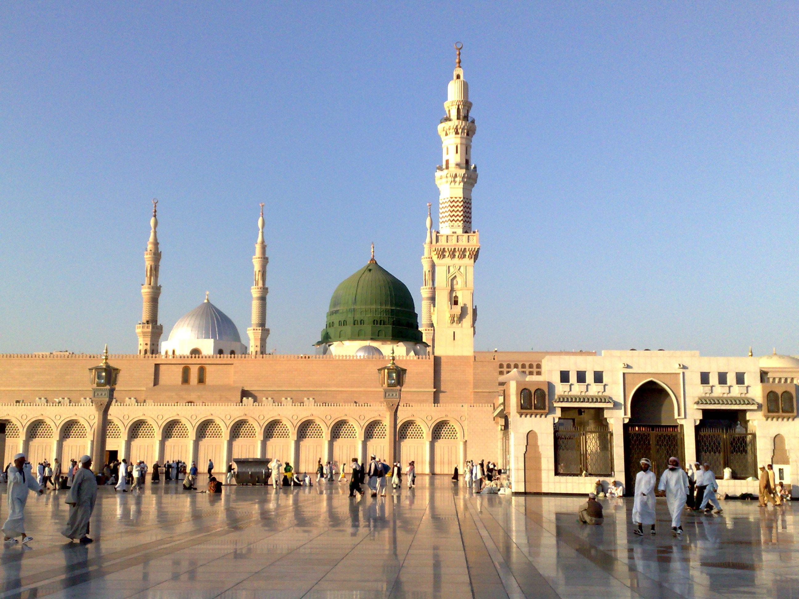 السياحة السعوديه 2018 Madeena_masjid_nabav