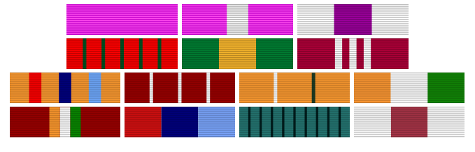Manekshaw Ribbons.png