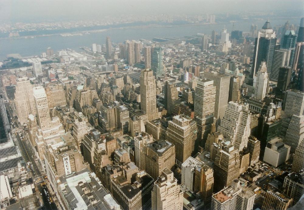 Fashion District Manhattan New York