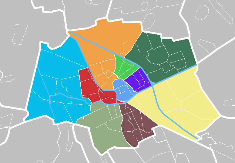 File:Map NL Groningen 10Wijken.png - Wikimedia Commons
