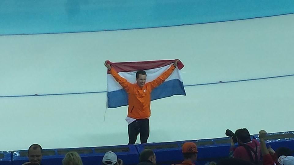Fail:Men's 1000m, 2014 Winter Olympics, Stefan Groothuis ...