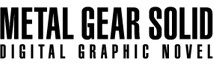 Immagine Metal Gear Solid Digital Graphic Novel logo.jpg.