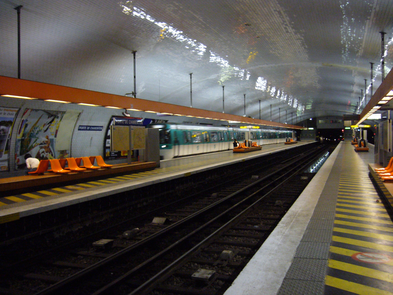 File metro paris ligne 8 porte de charenton 2 jpg - Porte de charenton metro ...