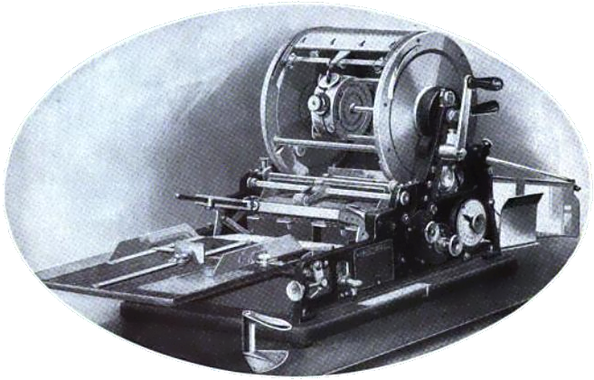fashioned copy machine