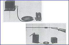 Model XAE IFF kit, the first radio recognition IFF system in the U.S.