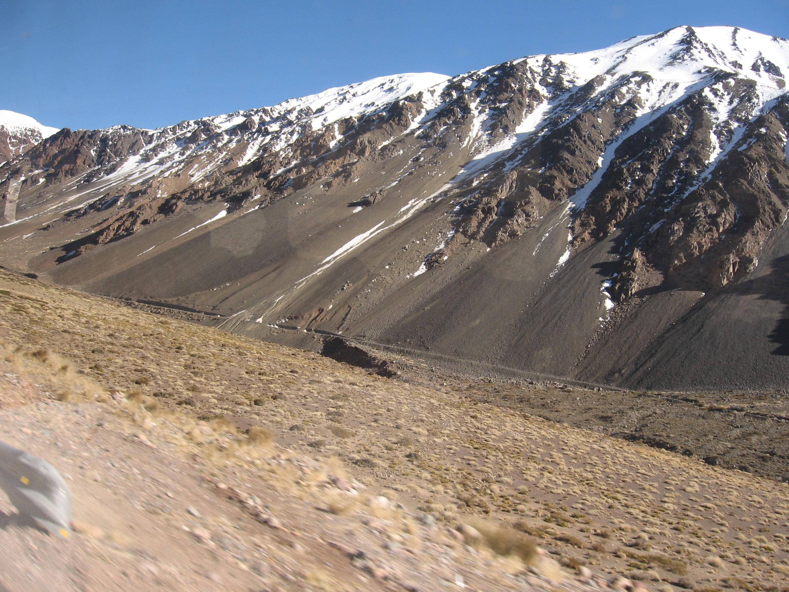 Una Montaña Nevada: Las Mejores Imagenes De La Naturaleza