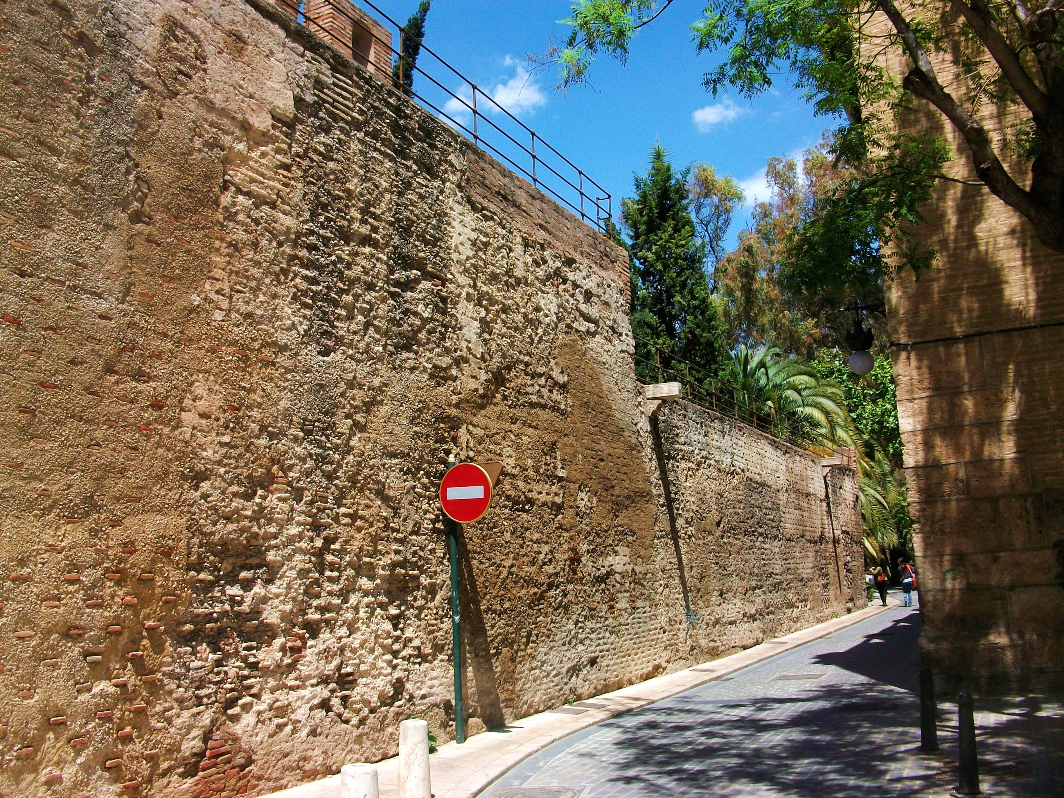 Depiction of Muralla medieval de Valencia