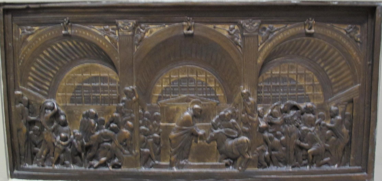 File:Museo pushkin, calchi, donatello, altare del santo 04 ...